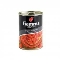 Fiamma Diced Tomatoes 400g image