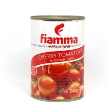 Fiamma Cherry Tomatoes 400gr image