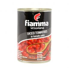 Fiamma Diced Tomatoes 400gr image