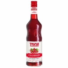 Toschi Cranberry Syrup 1L image