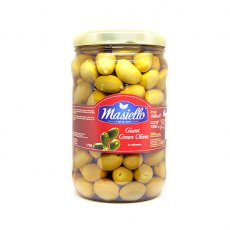 Masiello Giant Green Olives 1700ml image