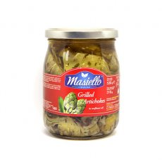 Masiello Grilled Artichokes 580ml image